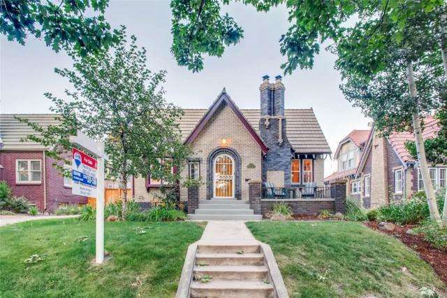 380 S Vine Street, Denver, CO 80209 (#6350314) :: Bring Home Denver