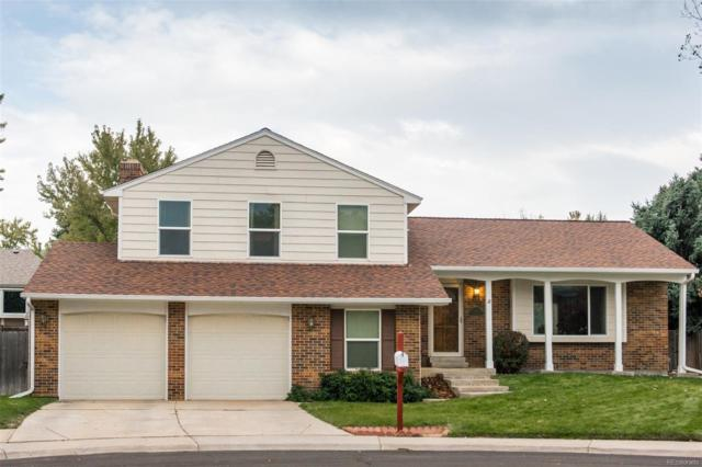 1496 S Yampa Court, Aurora, CO 80017 (#6350365) :: The DeGrood Team