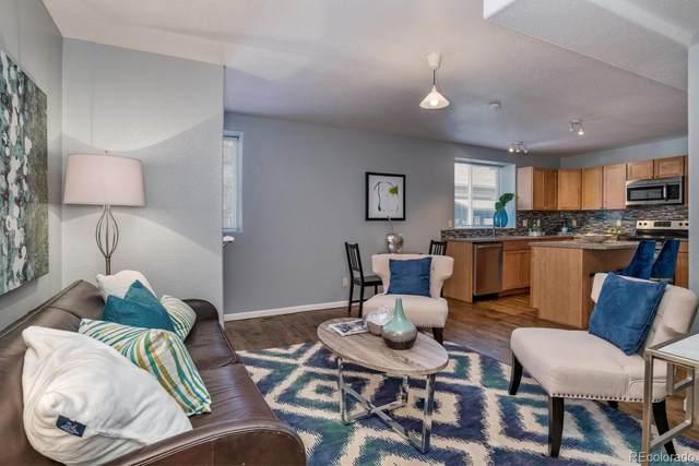 724 E 18th Avenue, Denver, CO 80203 (MLS #6350585) :: 8z Real Estate