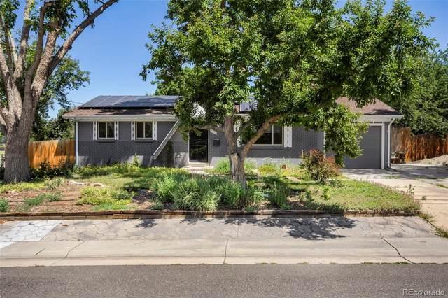 9735 W 66th Avenue, Arvada, CO 80004 (MLS #6350782) :: Neuhaus Real Estate, Inc.