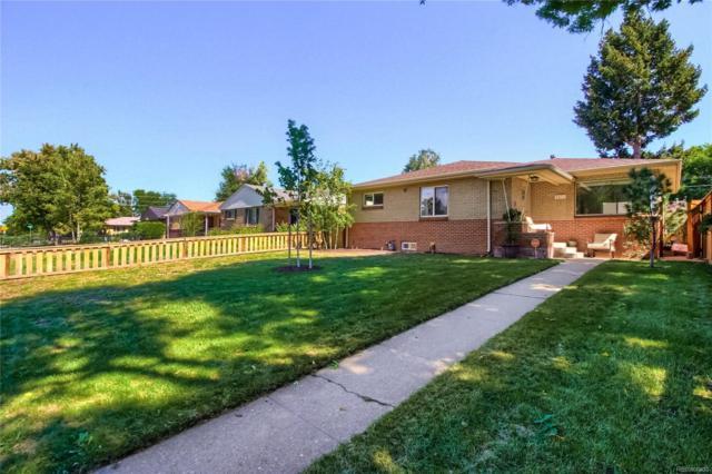 3270 Kearney Street, Denver, CO 80207 (#6350929) :: The Peak Properties Group