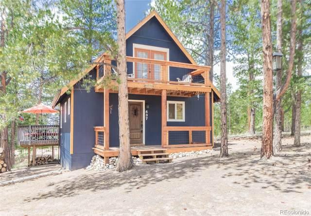 437 Kutsu Ridge Road, Florissant, CO 80816 (MLS #6351294) :: 8z Real Estate