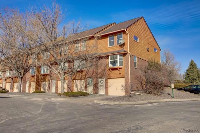 3300 W Florida Avenue #115, Denver, CO 80219 (#6351443) :: True Performance Real Estate