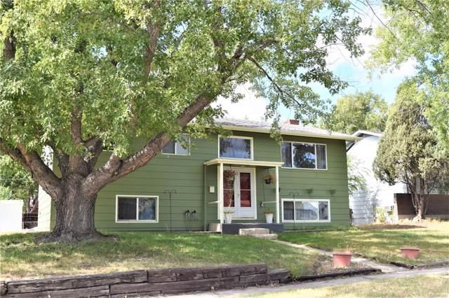 1502 Wynkoop Drive, Colorado Springs, CO 80909 (MLS #6351572) :: 8z Real Estate