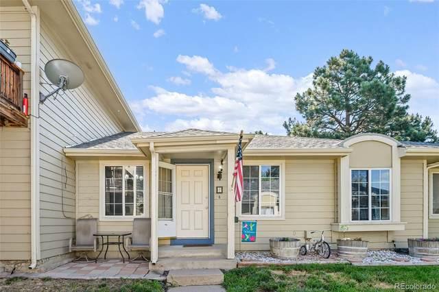 7877 York Street #2, Denver, CO 80229 (#6351768) :: HomeSmart