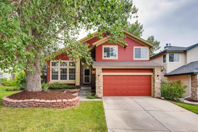 7121 Townsend Drive, Highlands Ranch, CO 80130 (#6352023) :: Bicker Realty