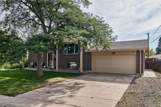 3964 W Quigley Drive, Denver, CO 80236 (#6352066) :: The Scott Futa Home Team