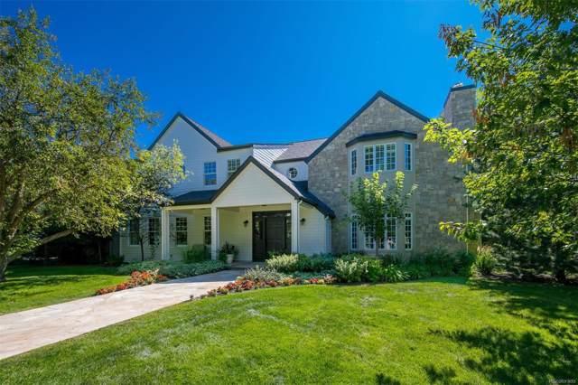 12 South Lane, Cherry Hills Village, CO 80113 (MLS #6352115) :: 8z Real Estate