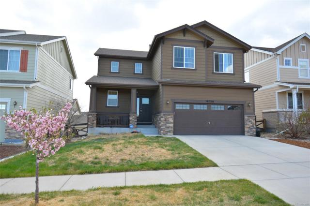 6736 Myrtle Creek Drive, Colorado Springs, CO 80927 (#6352300) :: The Galo Garrido Group