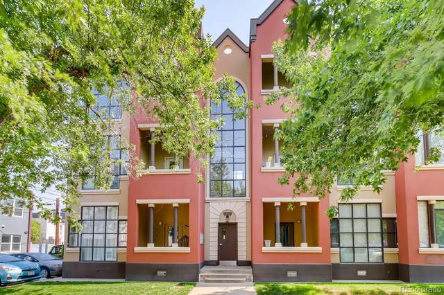 505 24th Street #201, Denver, CO 80205 (#6352424) :: Chateaux Realty Group