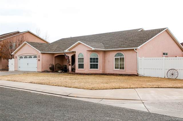 289 Gill Creek Court, Grand Junction, CO 81503 (MLS #6352714) :: 8z Real Estate