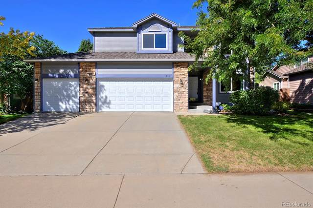 811 W Mahogany Circle, Louisville, CO 80027 (MLS #6352818) :: 8z Real Estate