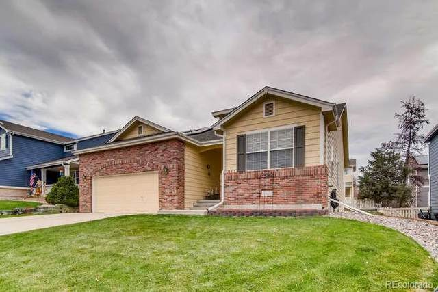 13415 W 62nd Drive, Arvada, CO 80004 (MLS #6352863) :: 8z Real Estate