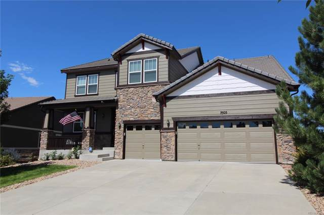 7505 S Jackson Gap Way, Aurora, CO 80016 (#6353059) :: 5281 Exclusive Homes Realty