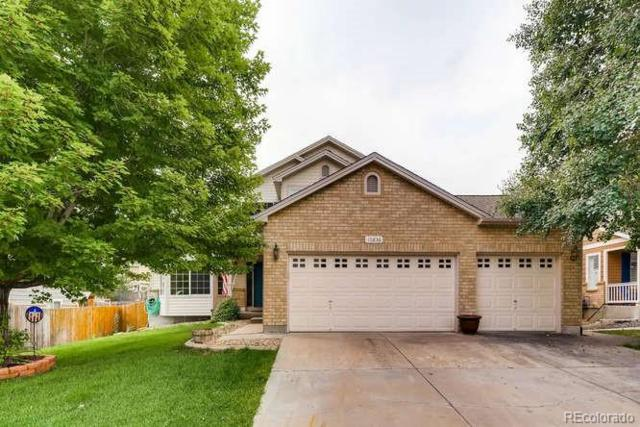10836 W 55th Lane, Arvada, CO 80002 (#6353167) :: James Crocker Team