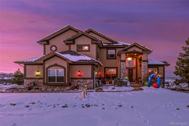 3185 Nellies Way, Castle Rock, CO 80104 (#6353235) :: iHomes Colorado