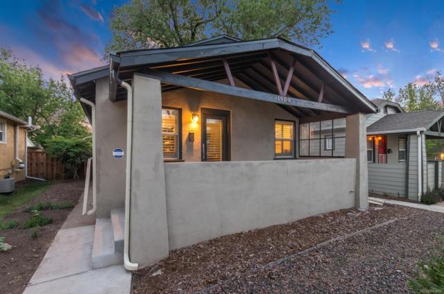 1909 S Downing Street, Denver, CO 80210 (MLS #6354463) :: 8z Real Estate