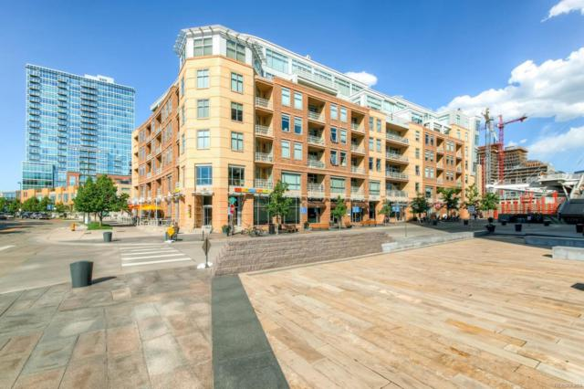 1610 Little Raven Street #307, Denver, CO 80202 (#6354636) :: The City and Mountains Group