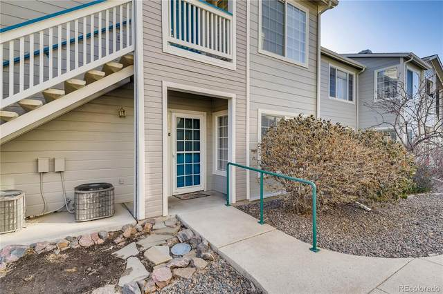 8437 Thunder Ridge Way #102, Highlands Ranch, CO 80126 (#6355079) :: The Dixon Group