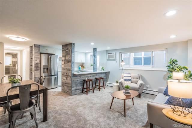 352 S Lafayette Street #202, Denver, CO 80209 (#6355120) :: Real Estate Professionals