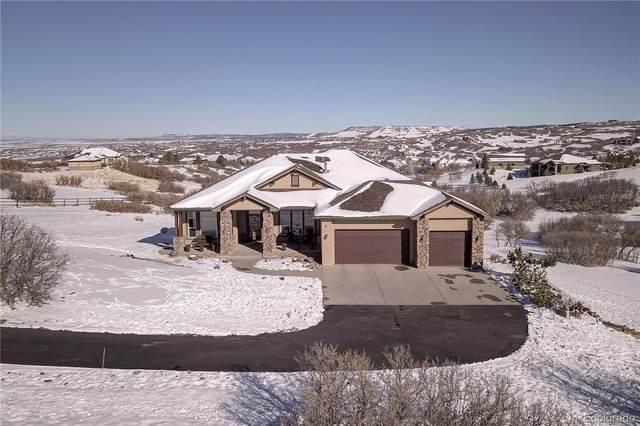 2507 Marlin Way, Castle Rock, CO 80109 (MLS #6355695) :: 8z Real Estate