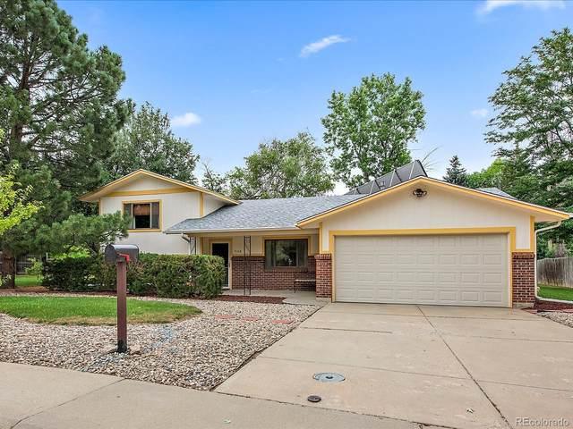7128 Kline Court, Arvada, CO 80004 (#6355792) :: Compass Colorado Realty