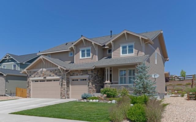 2455 Fairway Wood Circle, Castle Rock, CO 80109 (#6355952) :: The Peak Properties Group