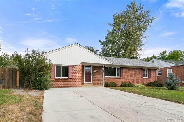 3950 S Logan Street, Englewood, CO 80113 (MLS #6356623) :: 8z Real Estate