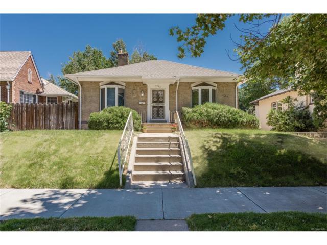 1934 Jasmine Street, Denver, CO 80220 (MLS #6356657) :: 8z Real Estate