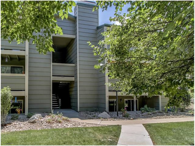 4680 White Rock Circle #8, Boulder, CO 80301 (MLS #6356728) :: 8z Real Estate