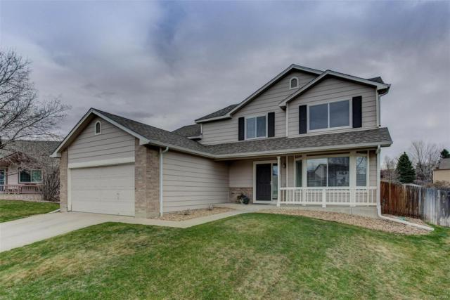 4660 S Flanders Way, Centennial, CO 80015 (#6356785) :: Compass Colorado Realty