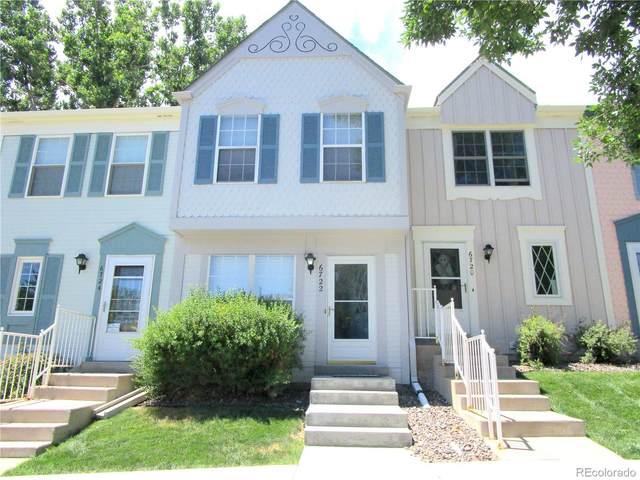 6722 S Independence Street, Littleton, CO 80128 (#6357454) :: Peak Properties Group