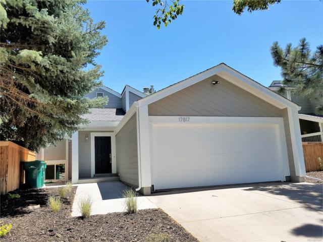 17817 E Ohio Circle, Aurora, CO 80017 (#6357462) :: The Pete Cook Home Group