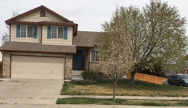 10695 E 112th Way, Commerce City, CO 80640 (#6357597) :: The Griffith Home Team