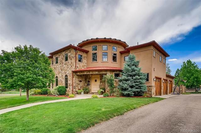 3425 E Vassar Avenue, Denver, CO 80210 (#6357668) :: Mile High Luxury Real Estate