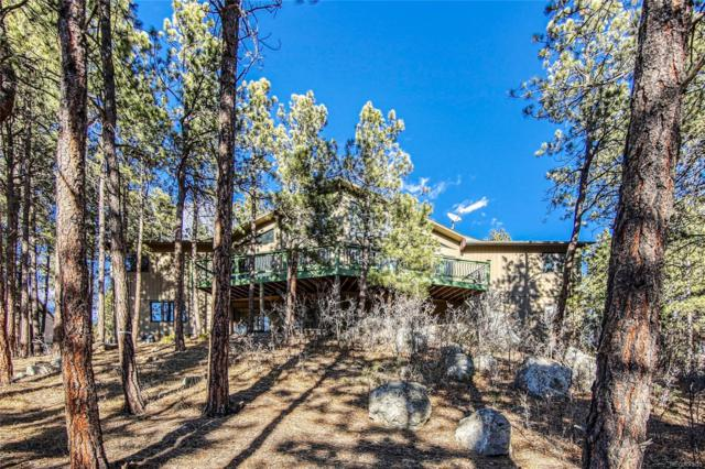 17360 Caribou Drive, Monument, CO 80132 (MLS #6358010) :: 8z Real Estate