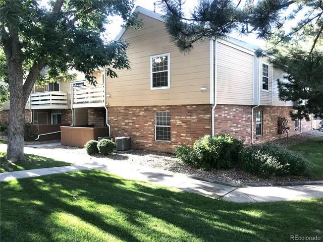 3316 S Ammons Street #102, Lakewood, CO 80227 (MLS #6358277) :: 8z Real Estate