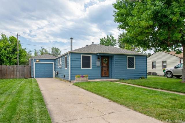 6824 Reno Drive, Arvada, CO 80002 (MLS #6358356) :: Clare Day with LIV Sotheby's International Realty