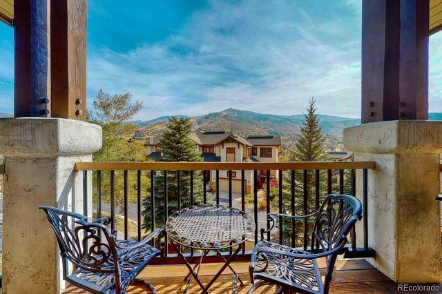 1463 Flattop Circle #302, Steamboat Springs, CO 80487 (#6358501) :: The DeGrood Team