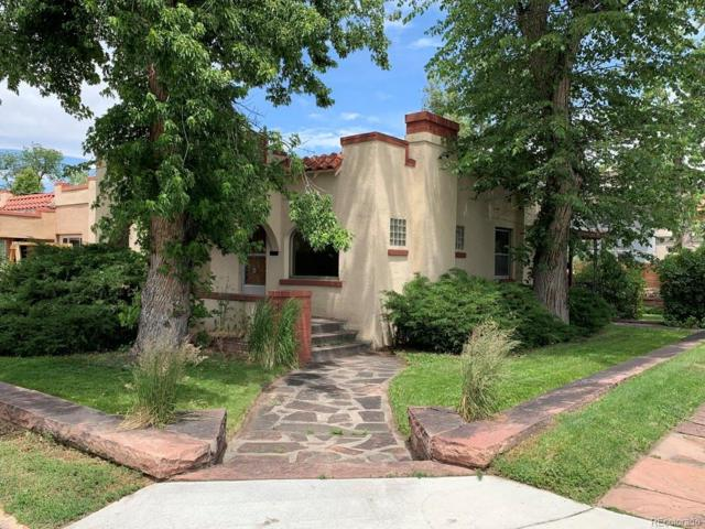 141 E Vassar Avenue, Denver, CO 80210 (MLS #6358749) :: 8z Real Estate