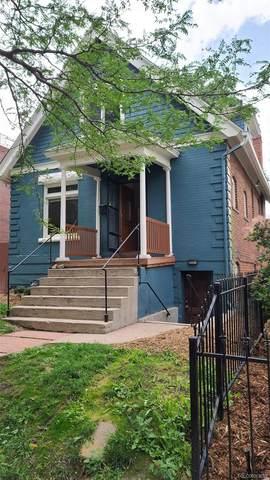 237 N Pennsylvania Street, Denver, CO 80203 (#6358991) :: The Artisan Group at Keller Williams Premier Realty