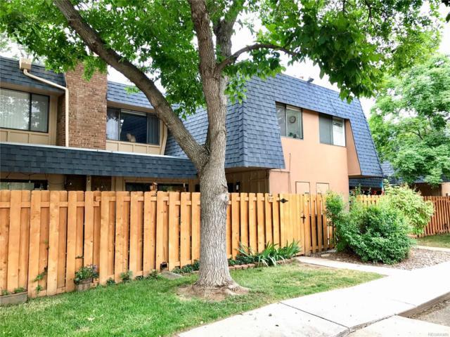 7995 E Mississippi Avenue F12, Denver, CO 80247 (#6359645) :: The HomeSmiths Team - Keller Williams