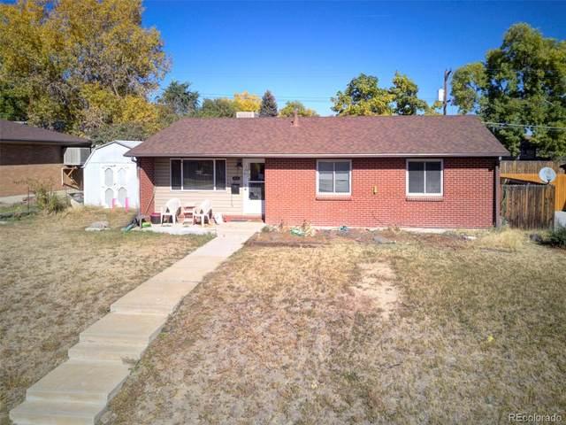 1011 E 83rd Place, Denver, CO 80229 (#6359924) :: Wisdom Real Estate