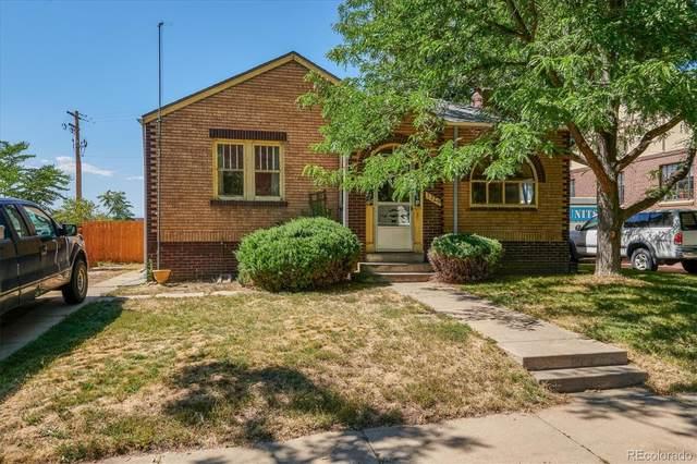 1525 Jasmine Street, Denver, CO 80220 (#6360594) :: The HomeSmiths Team - Keller Williams
