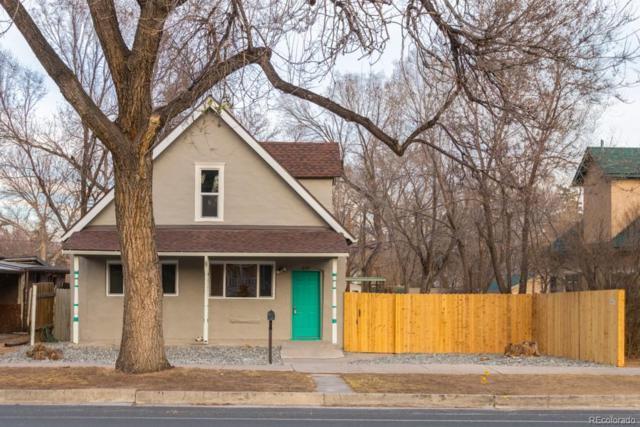 619 N Spruce Street, Colorado Springs, CO 80905 (#6360792) :: The Heyl Group at Keller Williams