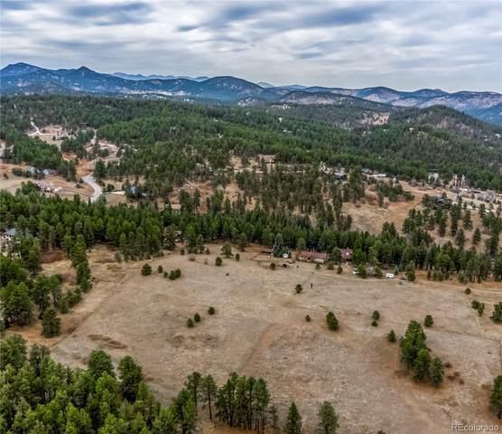 8729 S Turkey Creek Road, Morrison, CO 80465 (#6360821) :: The DeGrood Team