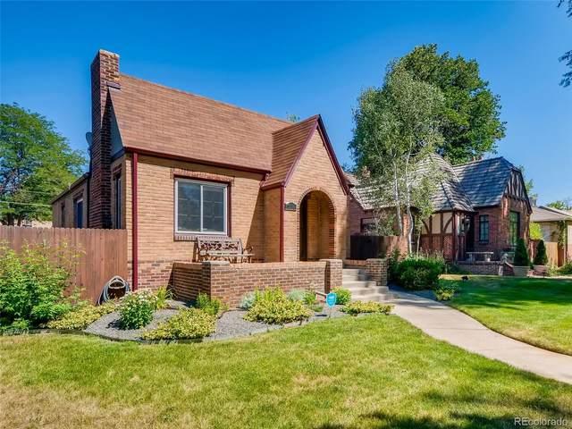 1294 Dahlia Street, Denver, CO 80220 (#6360931) :: milehimodern