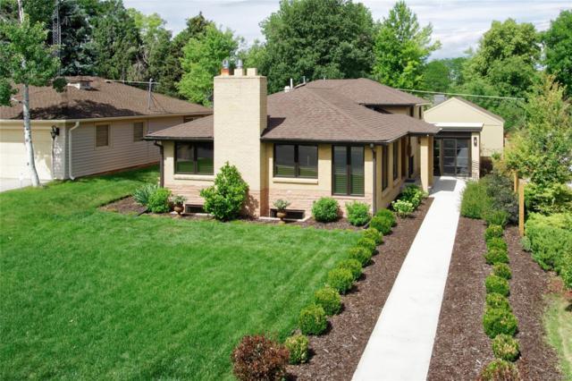 3345 S Cherry Street, Denver, CO 80222 (#6361088) :: Colorado Home Finder Realty