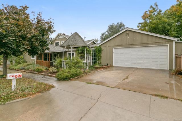310 E Baseline Road, Lafayette, CO 80026 (#6361730) :: The Griffith Home Team
