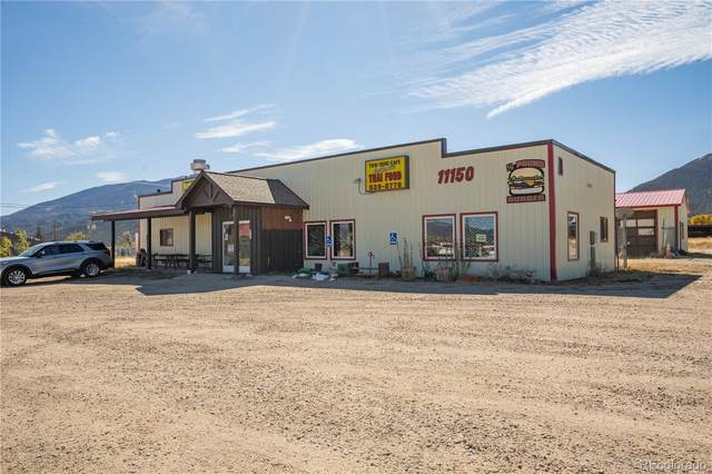 11150 W Us Highway 50, Poncha Springs, CO 81201 (#6361928) :: You 1st Realty
